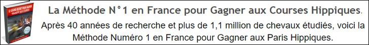 La Méthode no 1 en France pour Gagner aux courses Hippique