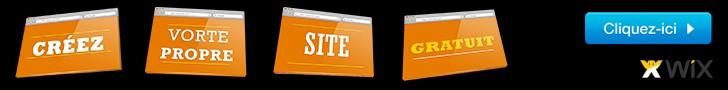 Créez votre site gratuit